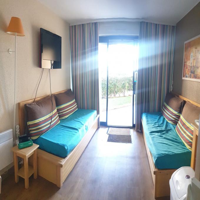 Location de vacances Rez de jardin Cannes la Bocca (06150)