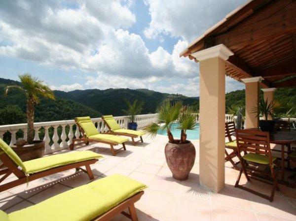 Offres de location Villa auribeau sur siagne (06810)